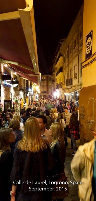 Calle de Laurel, Logroño, Spain