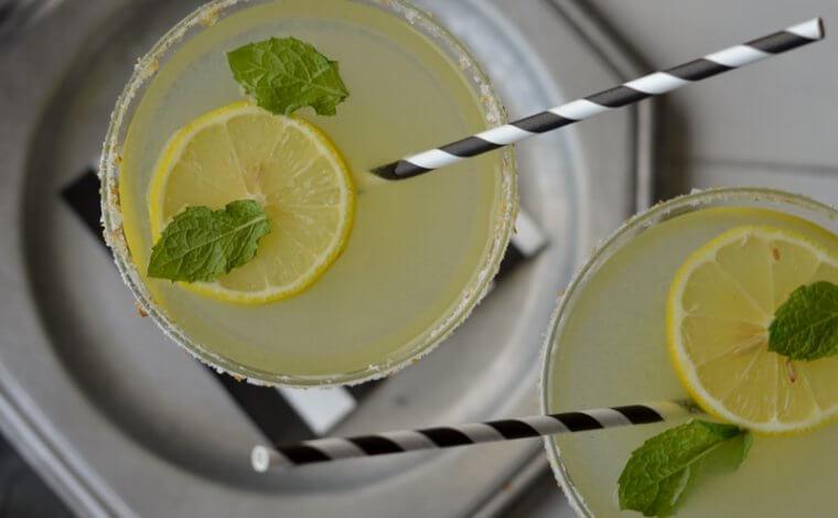 Lemoncello Margaritas