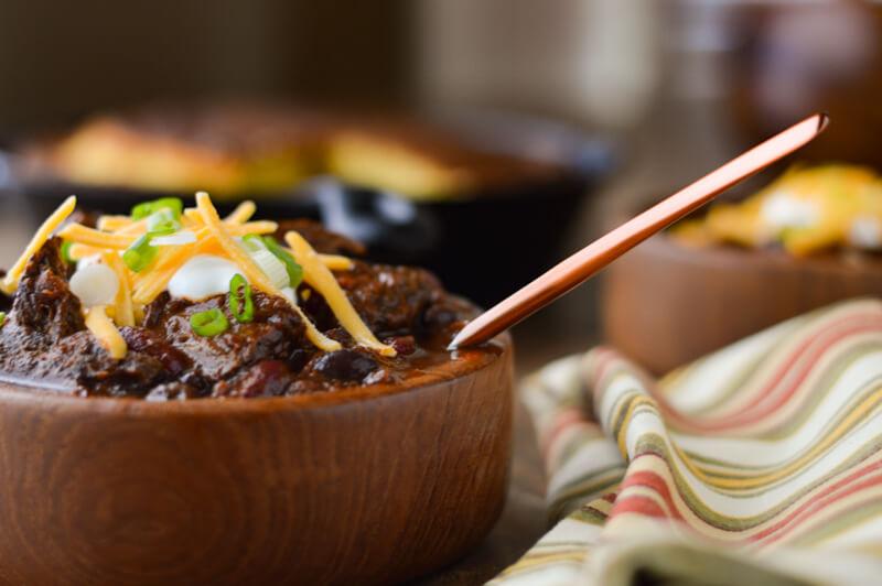 Beef Short Rib Chili