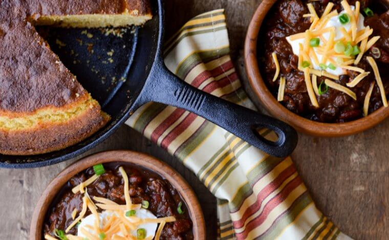 Irresistible Beef Short Rib Chili