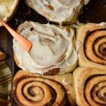 The Best Homemade Cinnamon Rolls