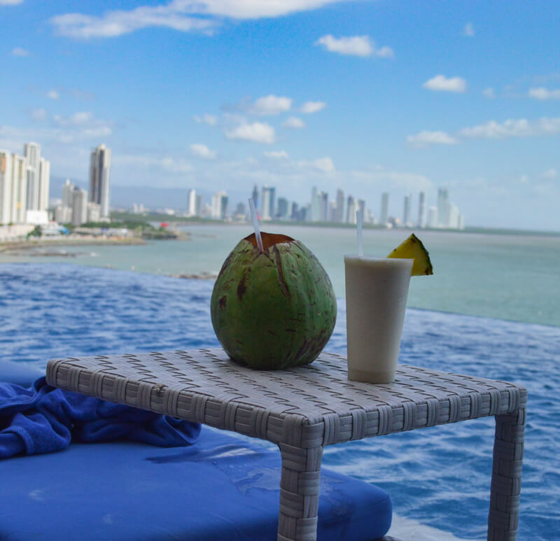 Panama City Infinity Pool